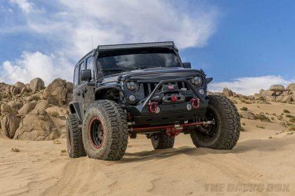 2015 Jeep Wrangler JK