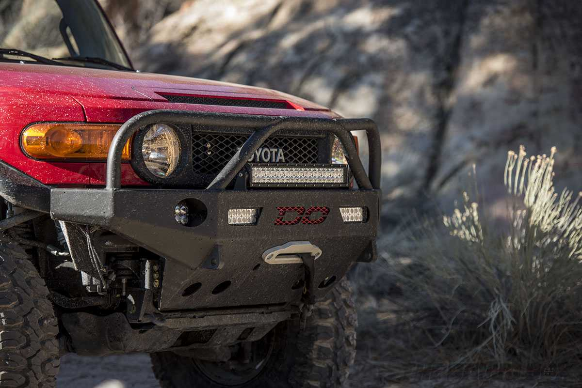 Modified 2014 Toyota FJ Cruiser