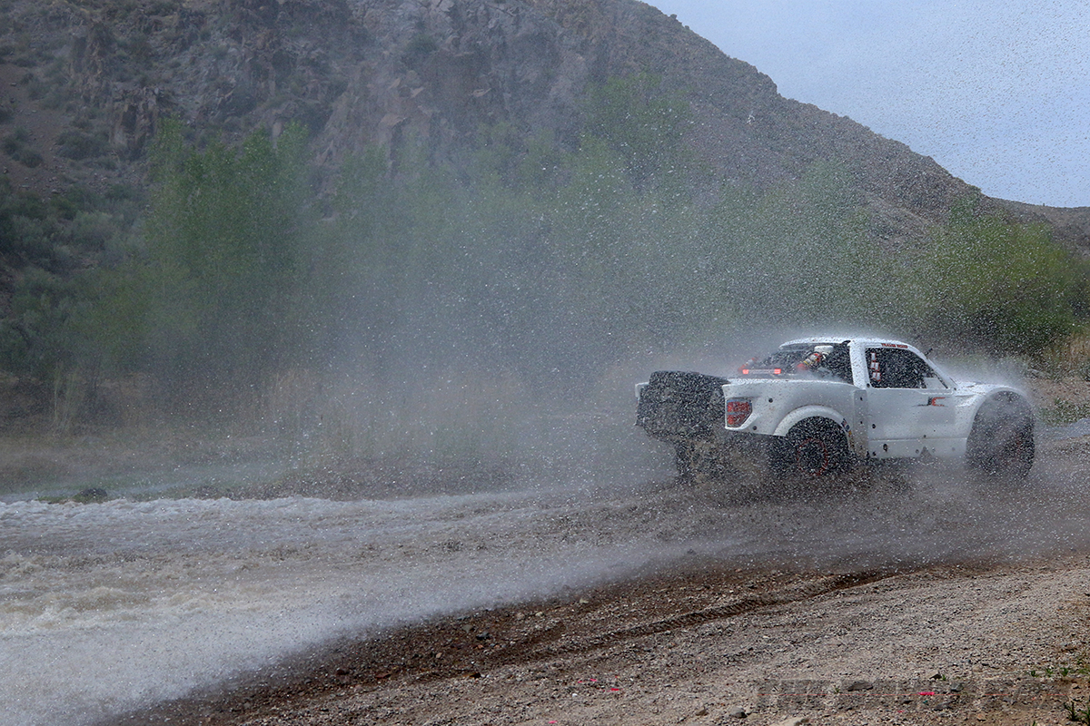 2018 SILVER STATE 300, water-crossing Photo Credit: Mike Ingalsbee