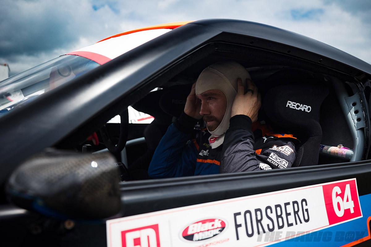 Formula Drift NJ, Forsberg