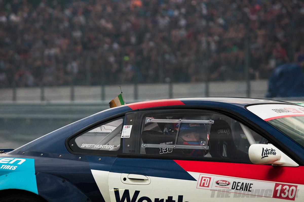 Formula Drift NJ, James Deane