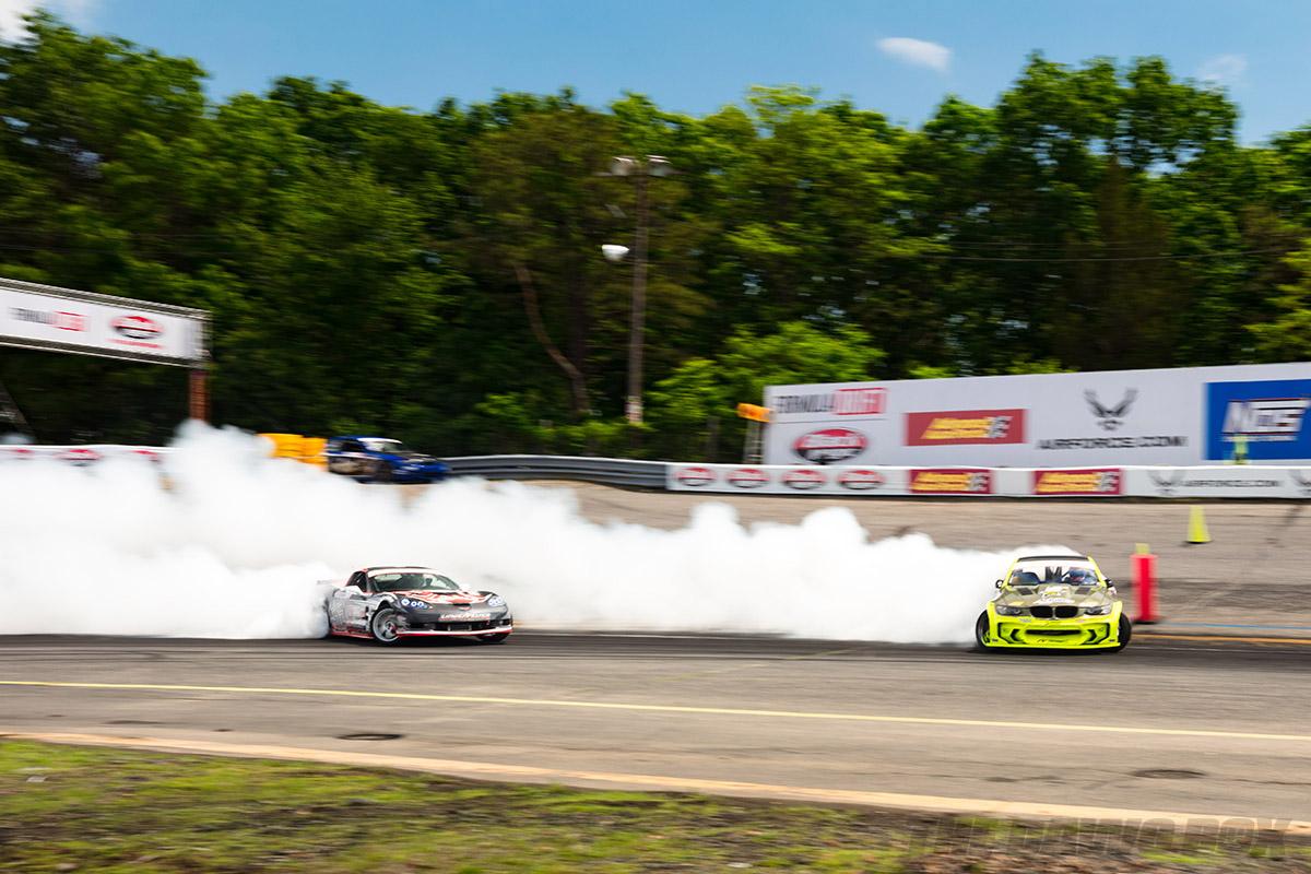 Formula Drift NJ, Drifting