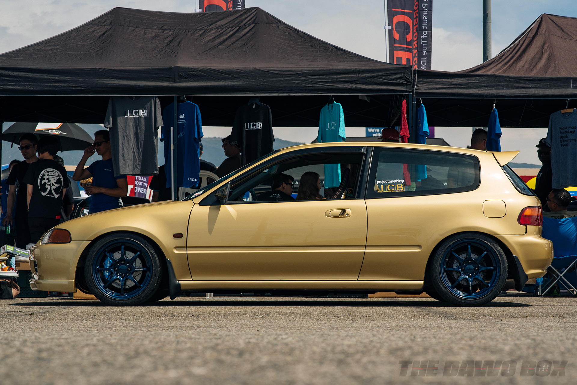 14th Annual Eibach Honda Meet, EG Civic