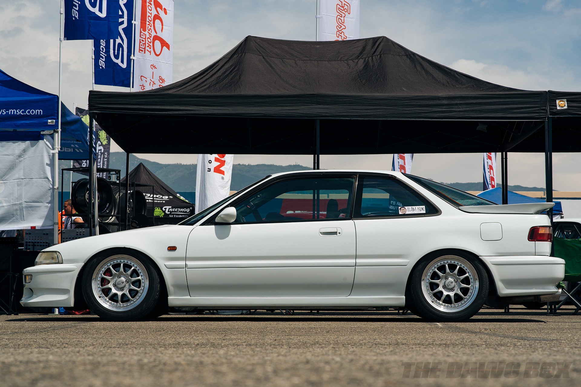14th Annual Eibach Honda Meet, DA Integra