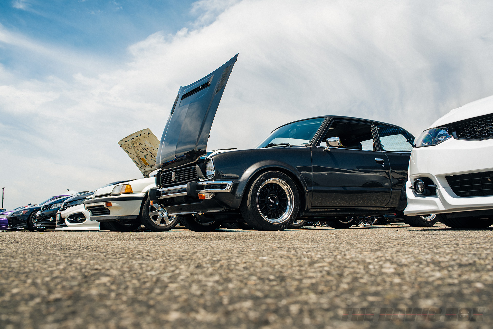 14th Annual Eibach Honda Meet, First Gen Civic
