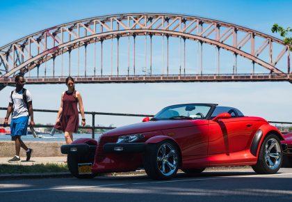 Astoria Park Alliance Car Show, Prowler