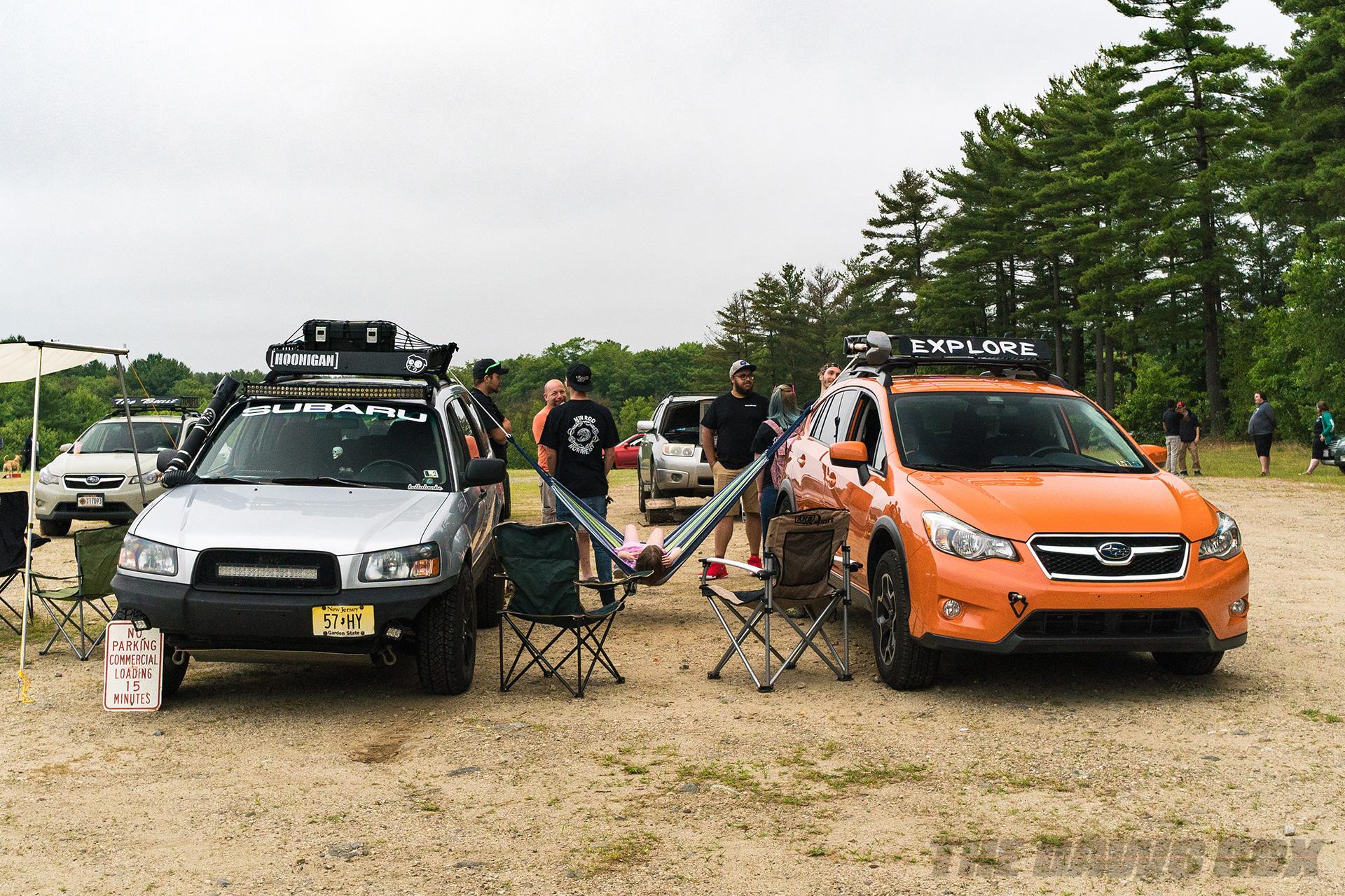 Wicked Big Meet, Subaru Wagons