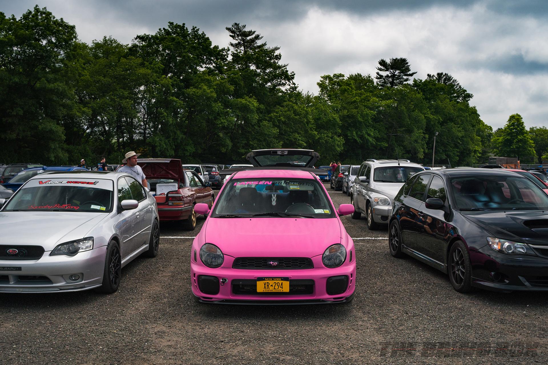 Wicked Big Meet, Pink Bug Eye