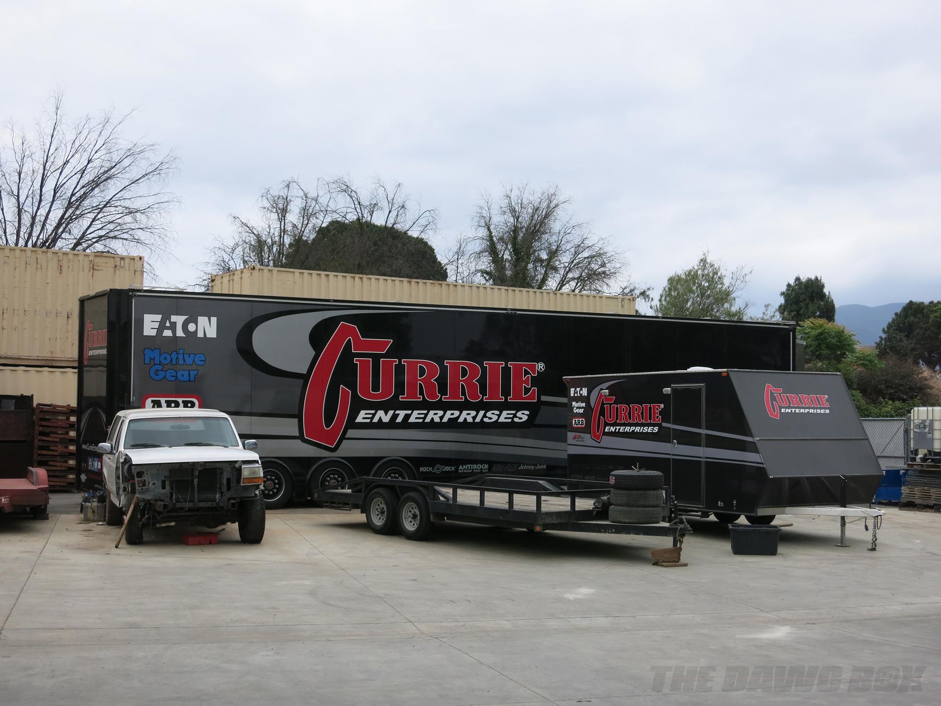 Currie Enterprises, Show Rigs
