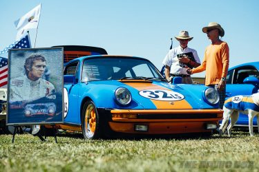 Friends of Steve McQueen Car Show, Porsche 930
