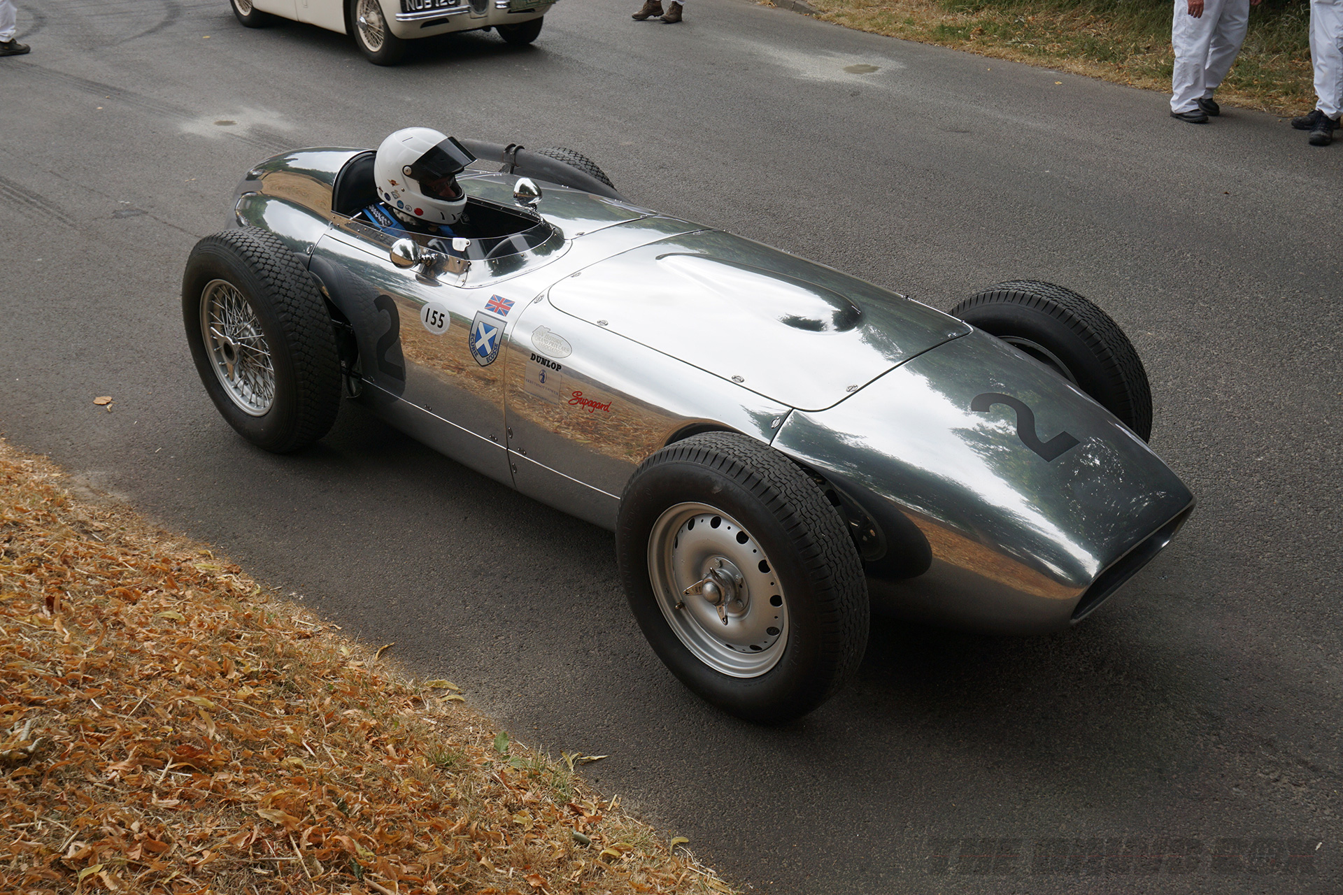 Goodwood FOS, Classic Racecar