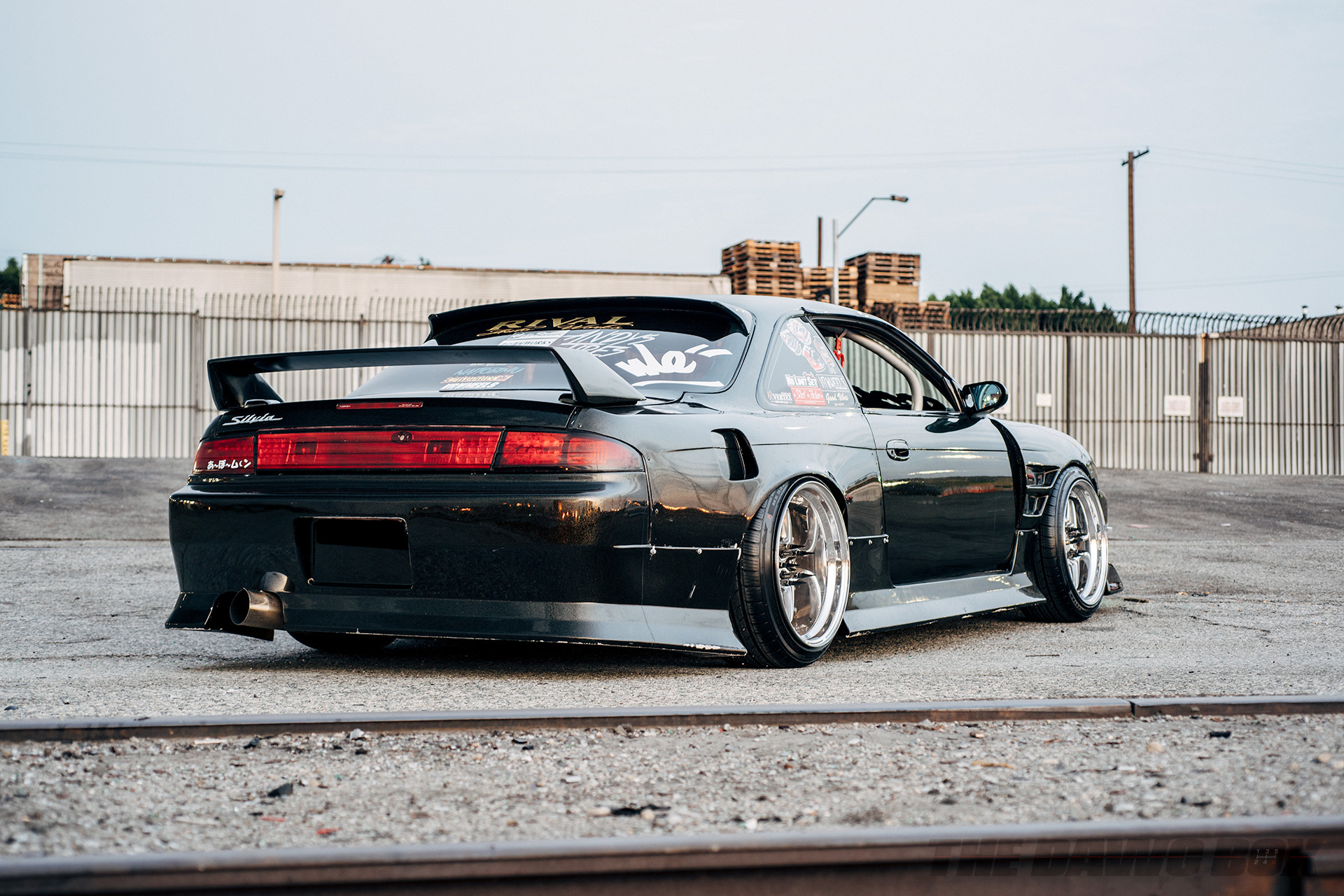 S14 Back View