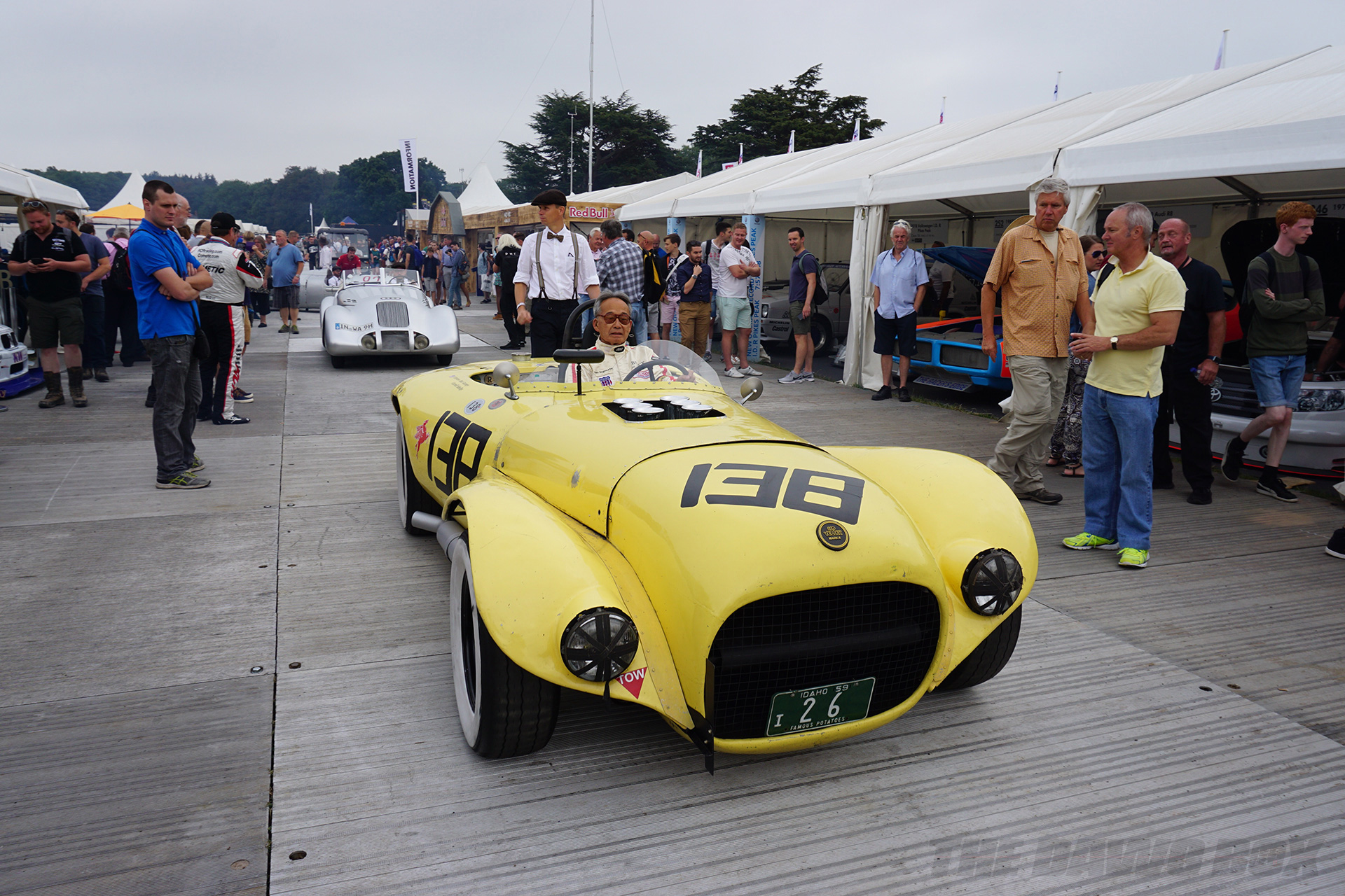Goodwood FOS, Old Yeller Buick
