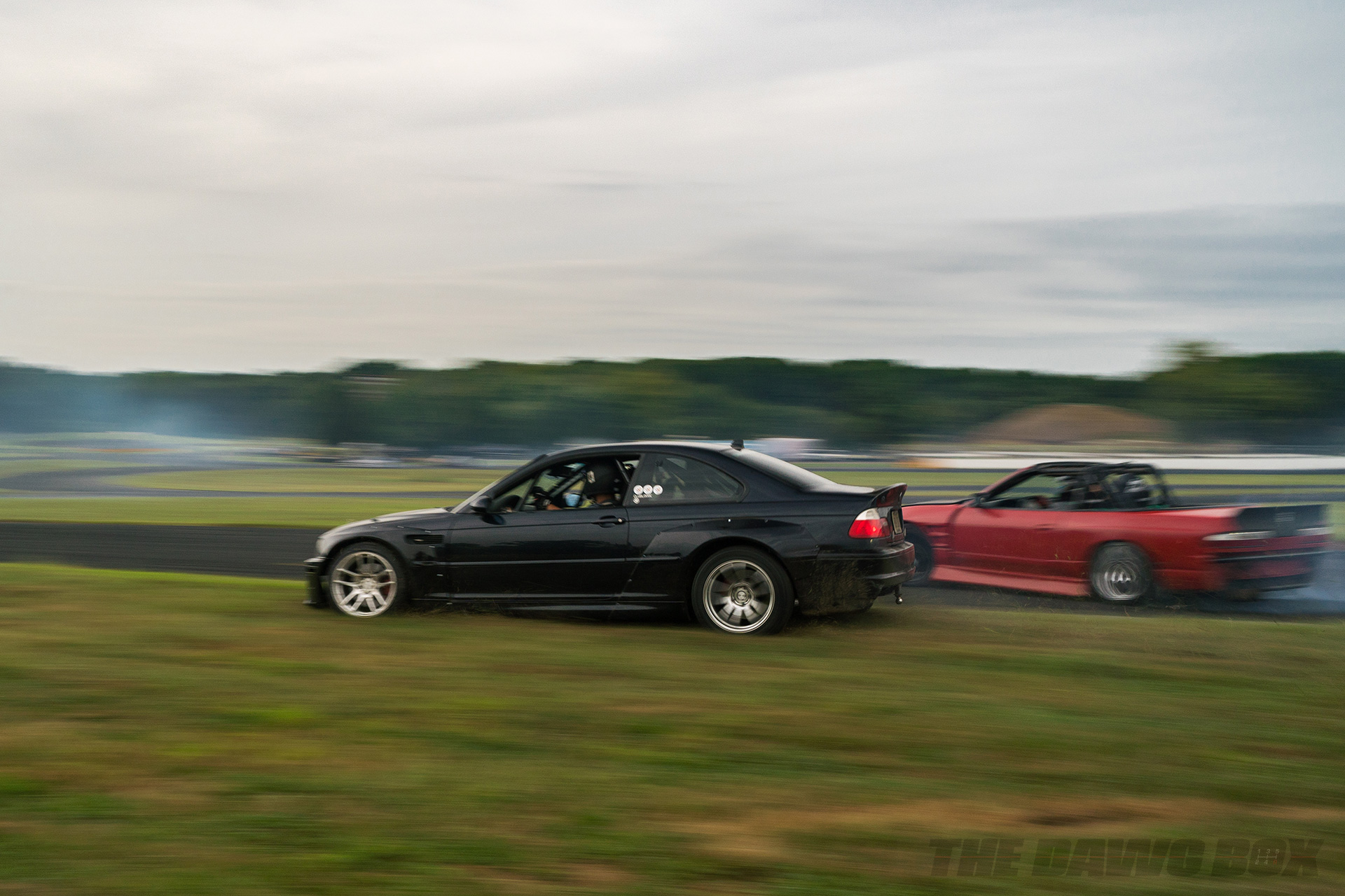 Just Loose It: The Clubloose Drifting Experience, Drifted Off Track