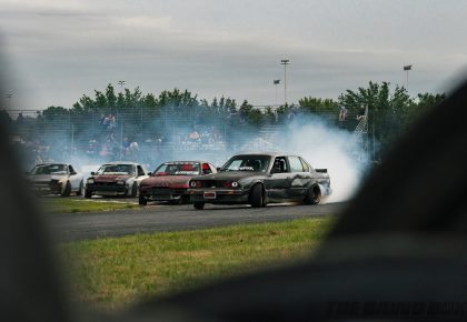 Just Loose It: The Clubloose Drifting Experience, Tandem