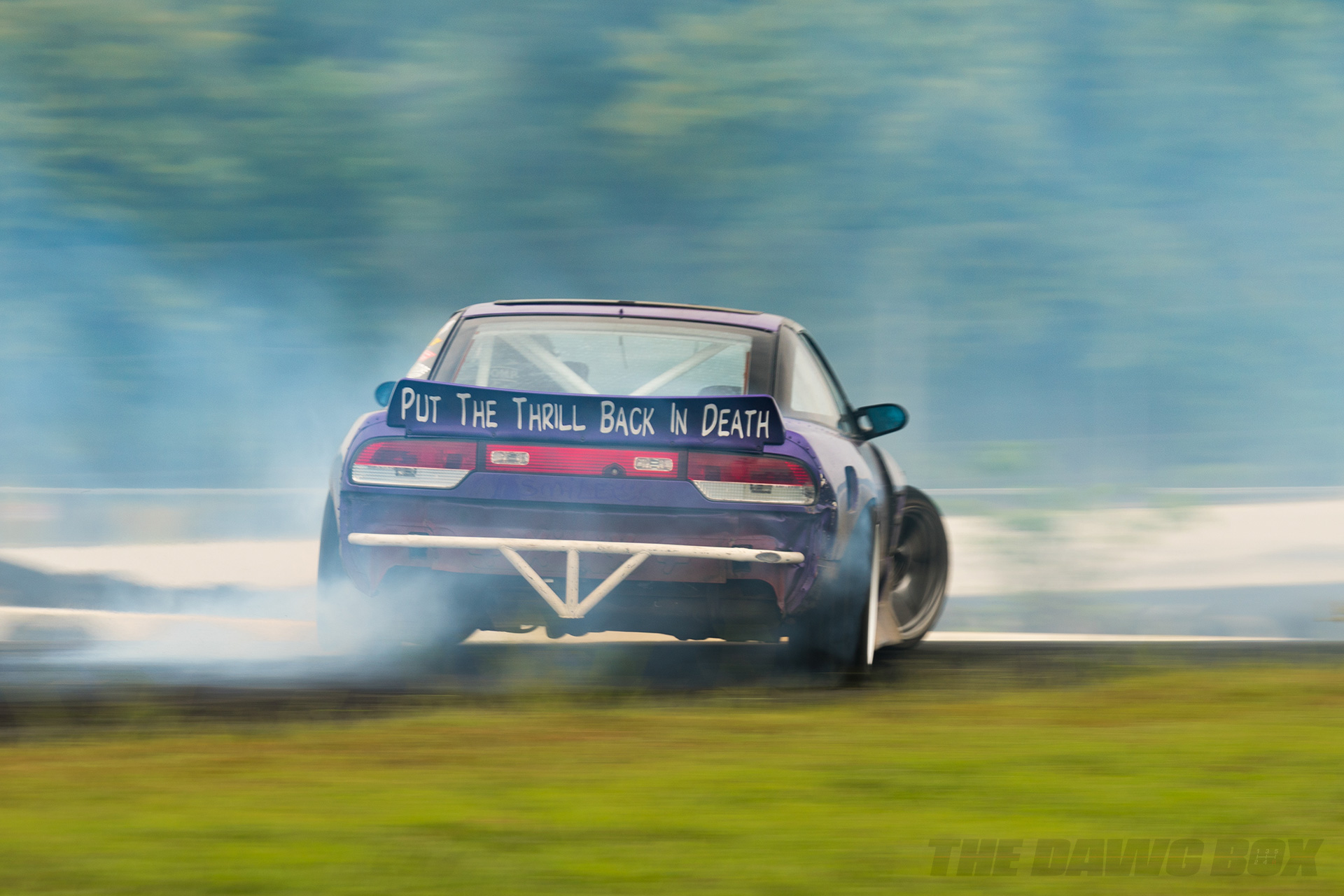 Just Loose It: The Clubloose Drifting Experience, Put The Thrill Back In Death