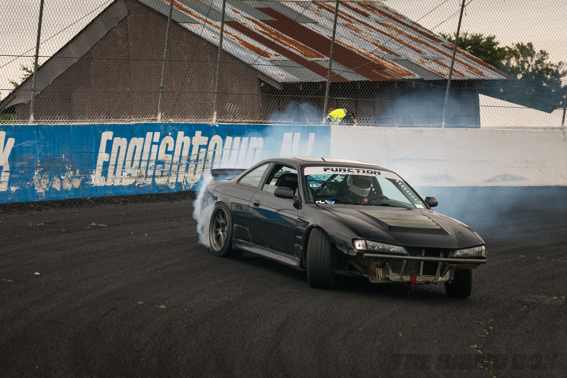 Just Loose It: The Clubloose Drifting Experience, Englishtown