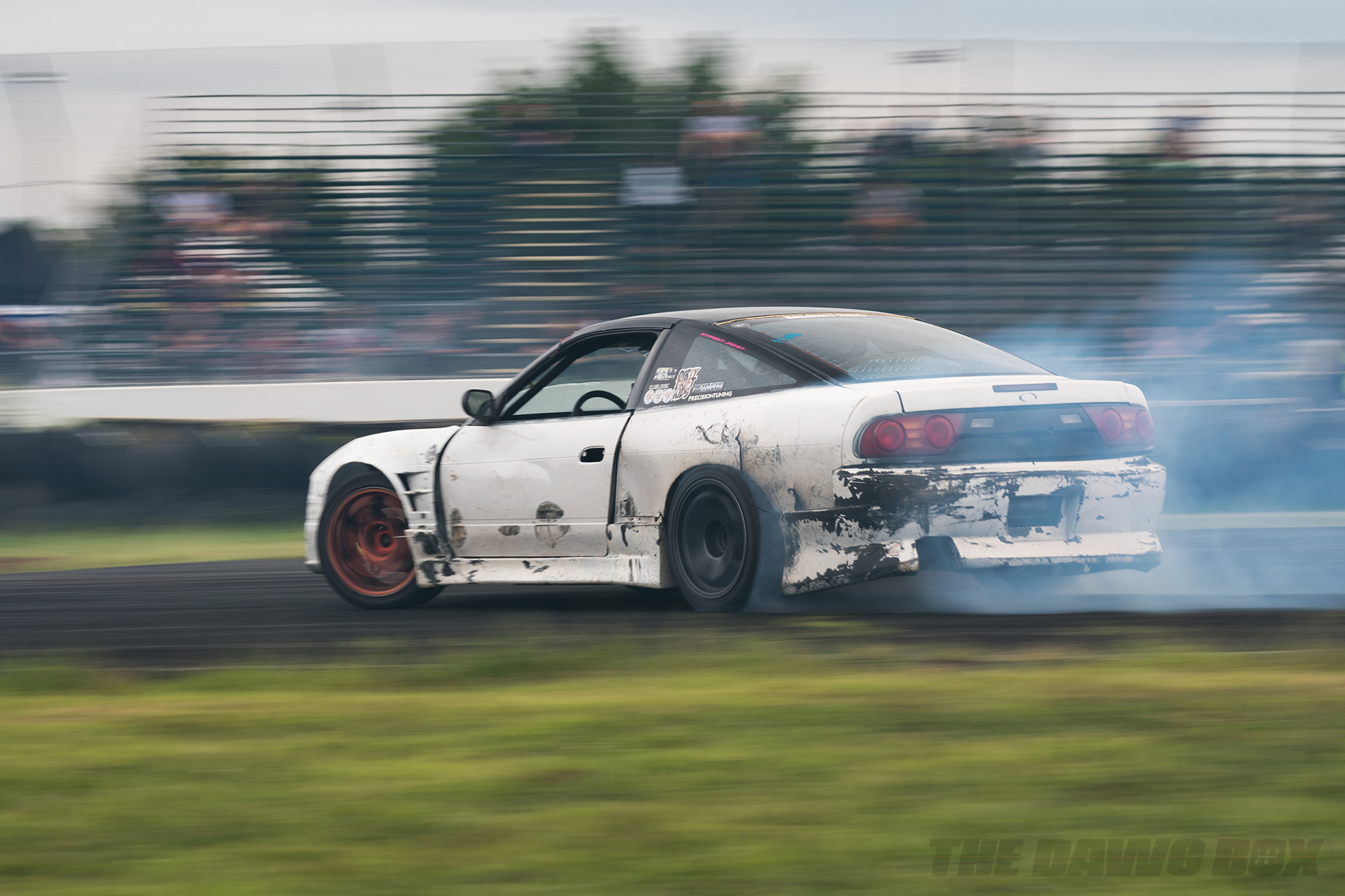 Just Loose It: The Clubloose Drifting Experience, Dirty 240SX