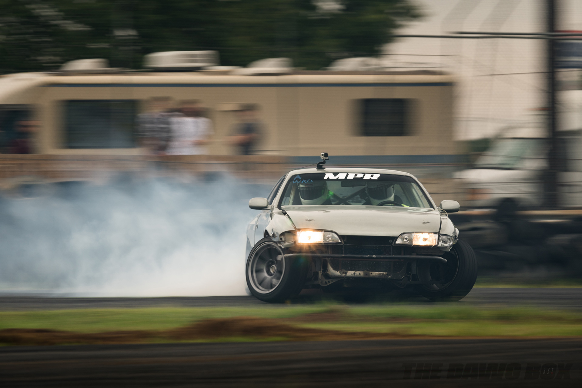 Just Loose It: The Clubloose Drifting Experience, 240SX