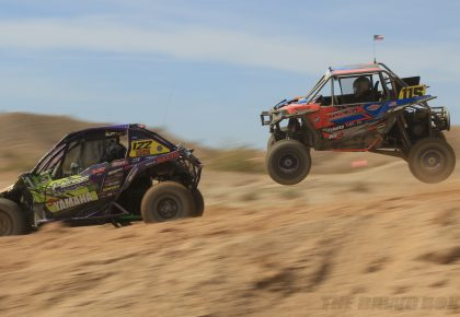 UTV World Championship, #122 and #115 Closing In