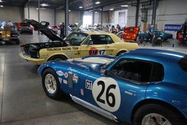 LASAAC Carroll Shelby Tribute & Car Show, Car Show