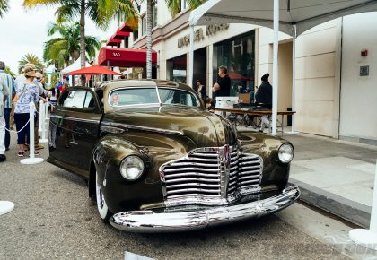 25th Rodeo Drive Concours d'Elegance, Classic Car