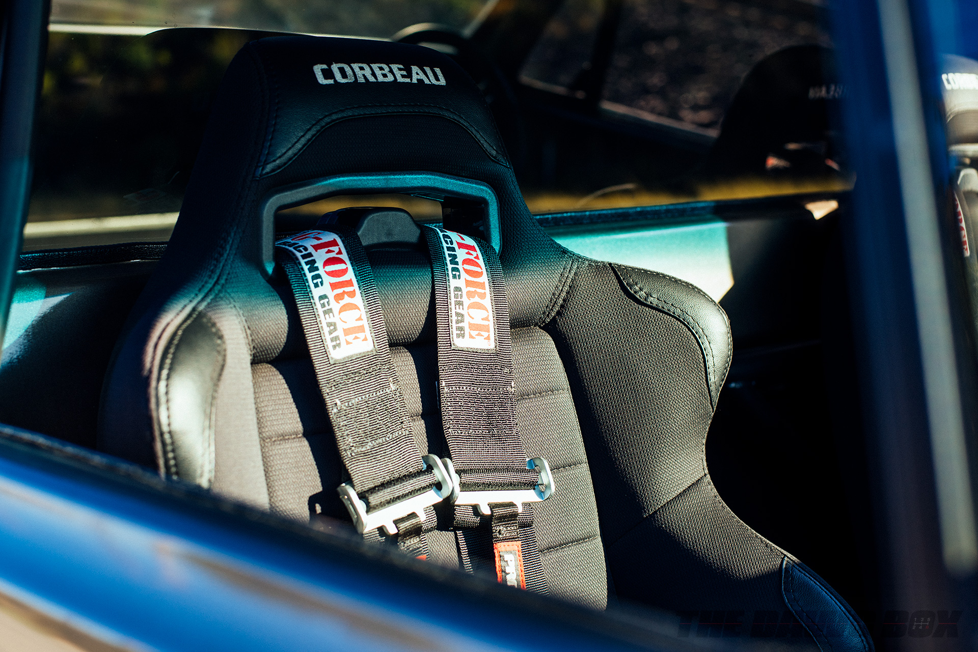 Third Time's The Charm: Dustin Reed's 1972 Chevy C10, Corbeau Seats with G-Force Harnesses