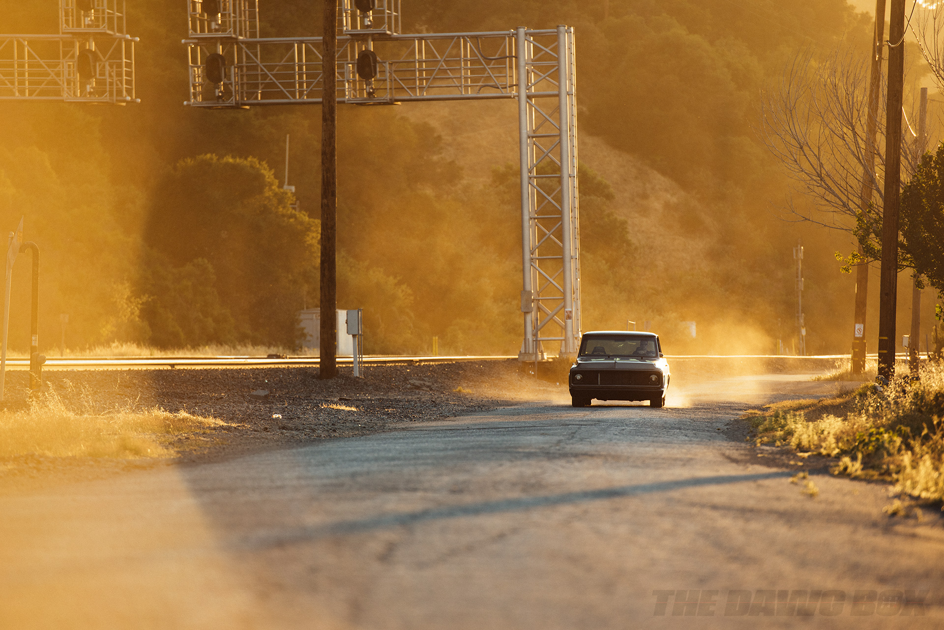 Third Time's The Charm: Dustin Reed's 1972 Chevy C10, Dusty Road
