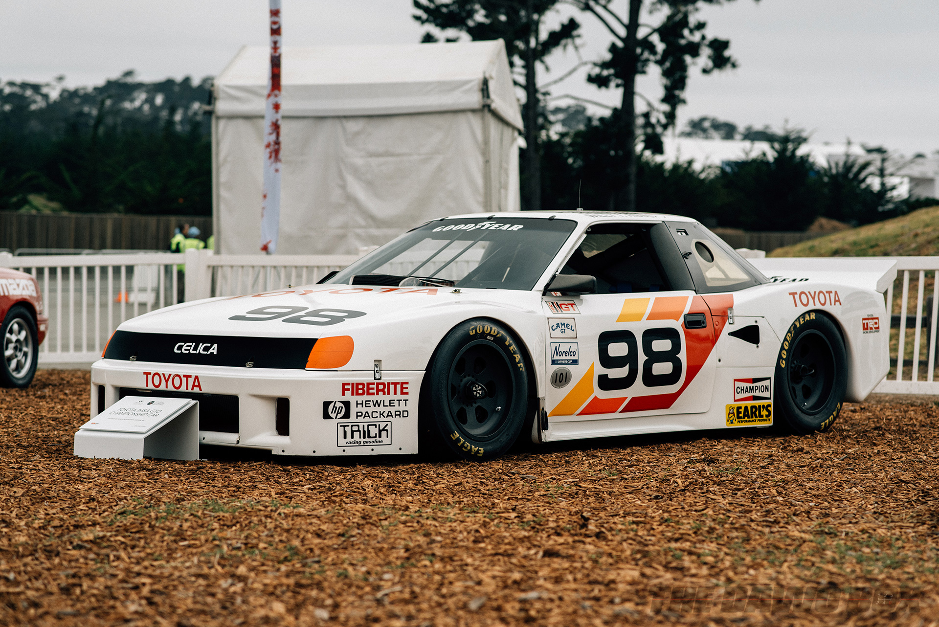 Japanese Automotive Invitational, Toyota IMSA GTO Championship Car