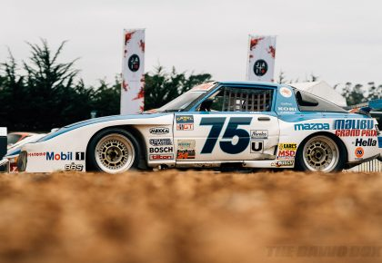 Japanese Automotive Invitational, Clayton Cunningham Racing RX7