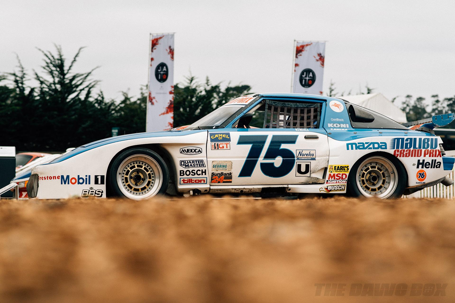 Japanese Automotive Invitational, Clayton Cunningham Racing RX7