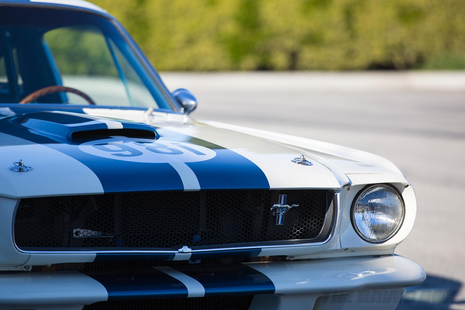 OCV Mustangs, G.T. 350R Details