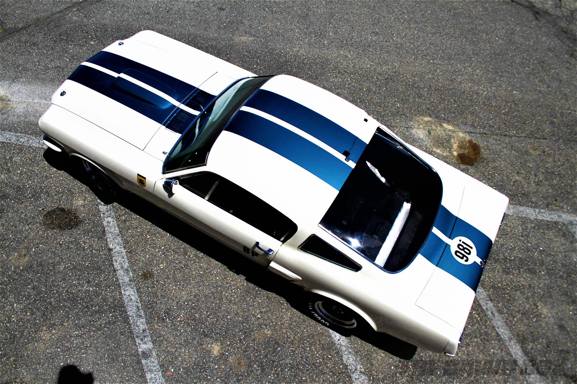 OCV Mustangs, G.T. 350R Top