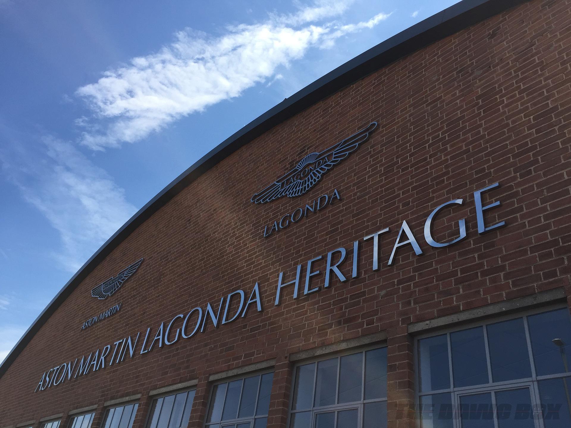 Aston Martin DB4 G.T. Continuation, Heritage Centre