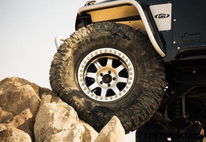 Jason Zamora's 2000 Jeep Wrangler TJ, Milestar Patagonia M/T