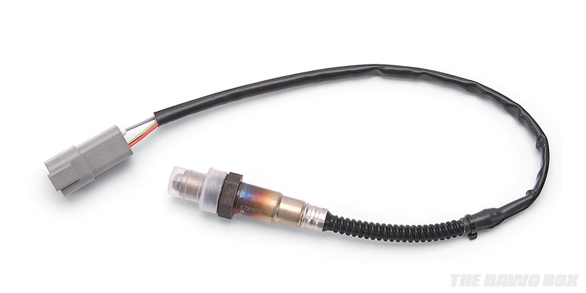 Oxygen Sensor for an EFI system
