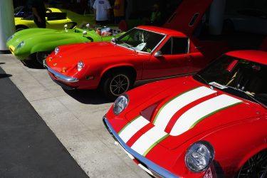 Galpin Car Show, Exotic Classics