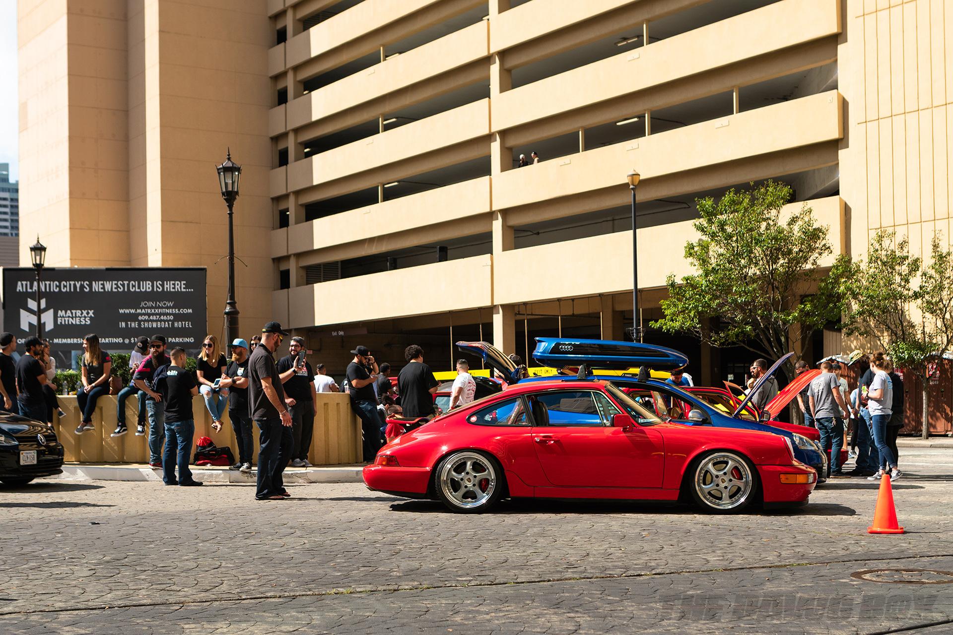 Porsche at H2Oi