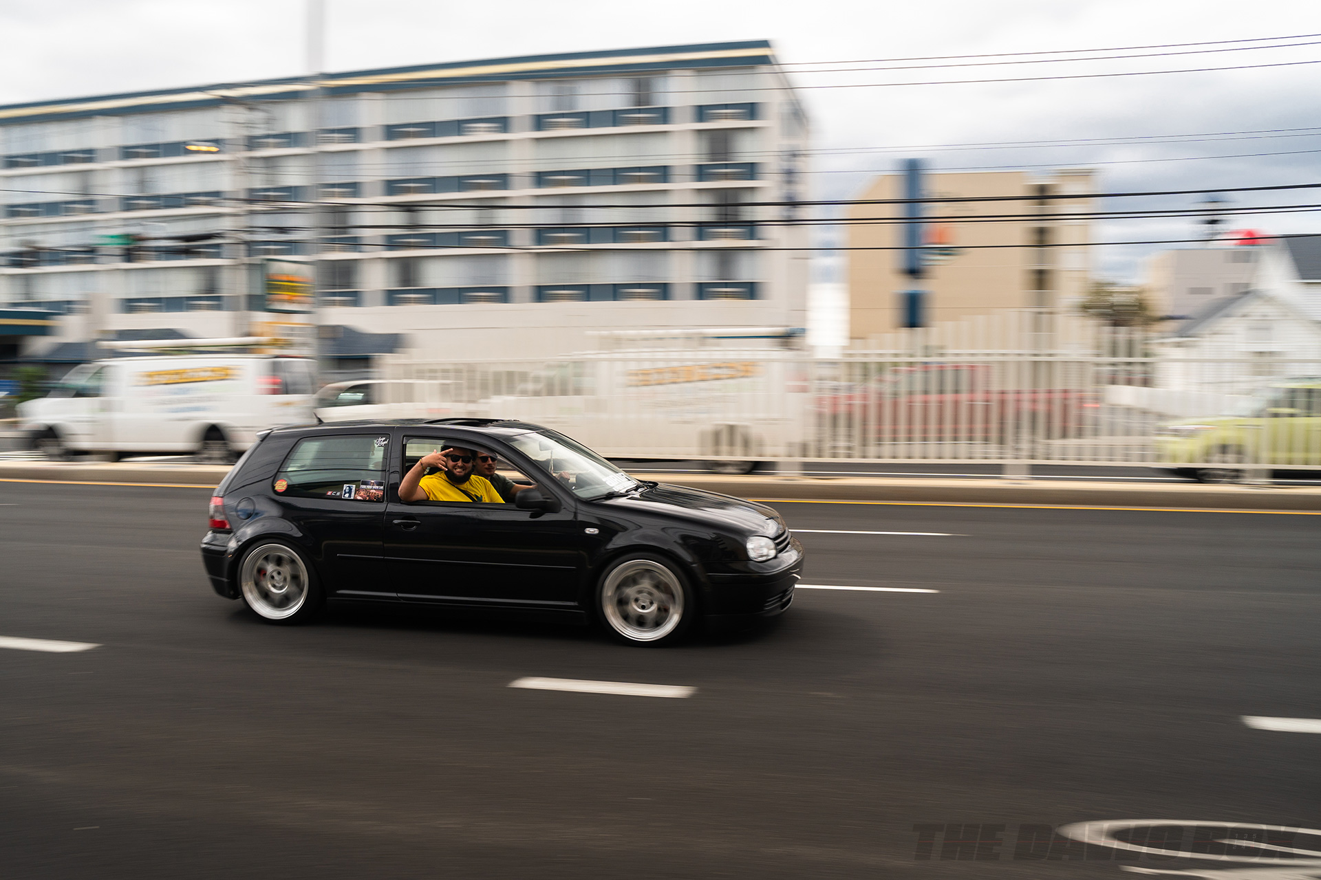 VW GTI MK4 at H2Oi