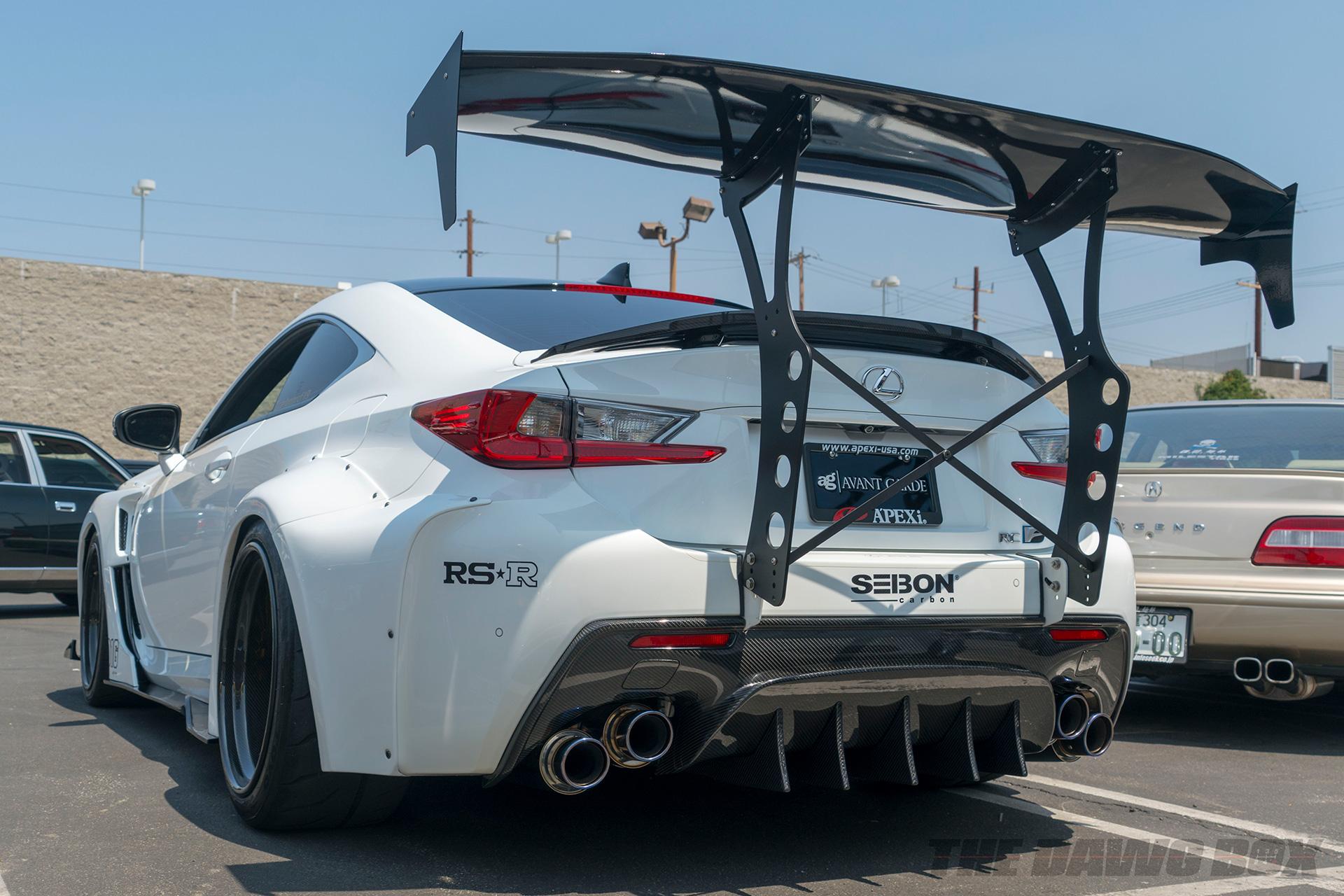 Nisei Week Car Show, Lexus RC-F