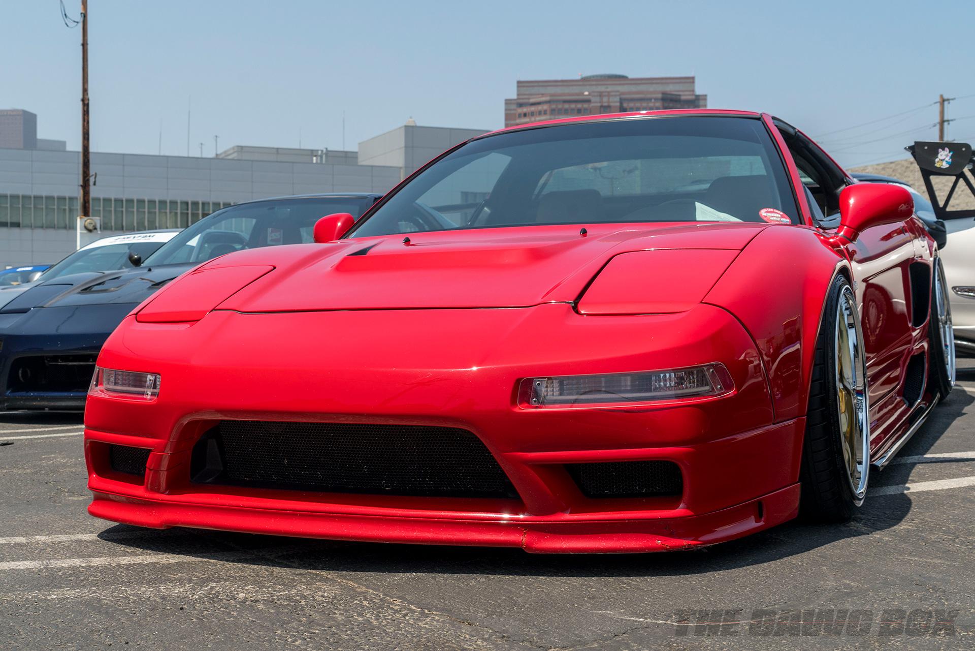 Nisei Week Car Show, NSX