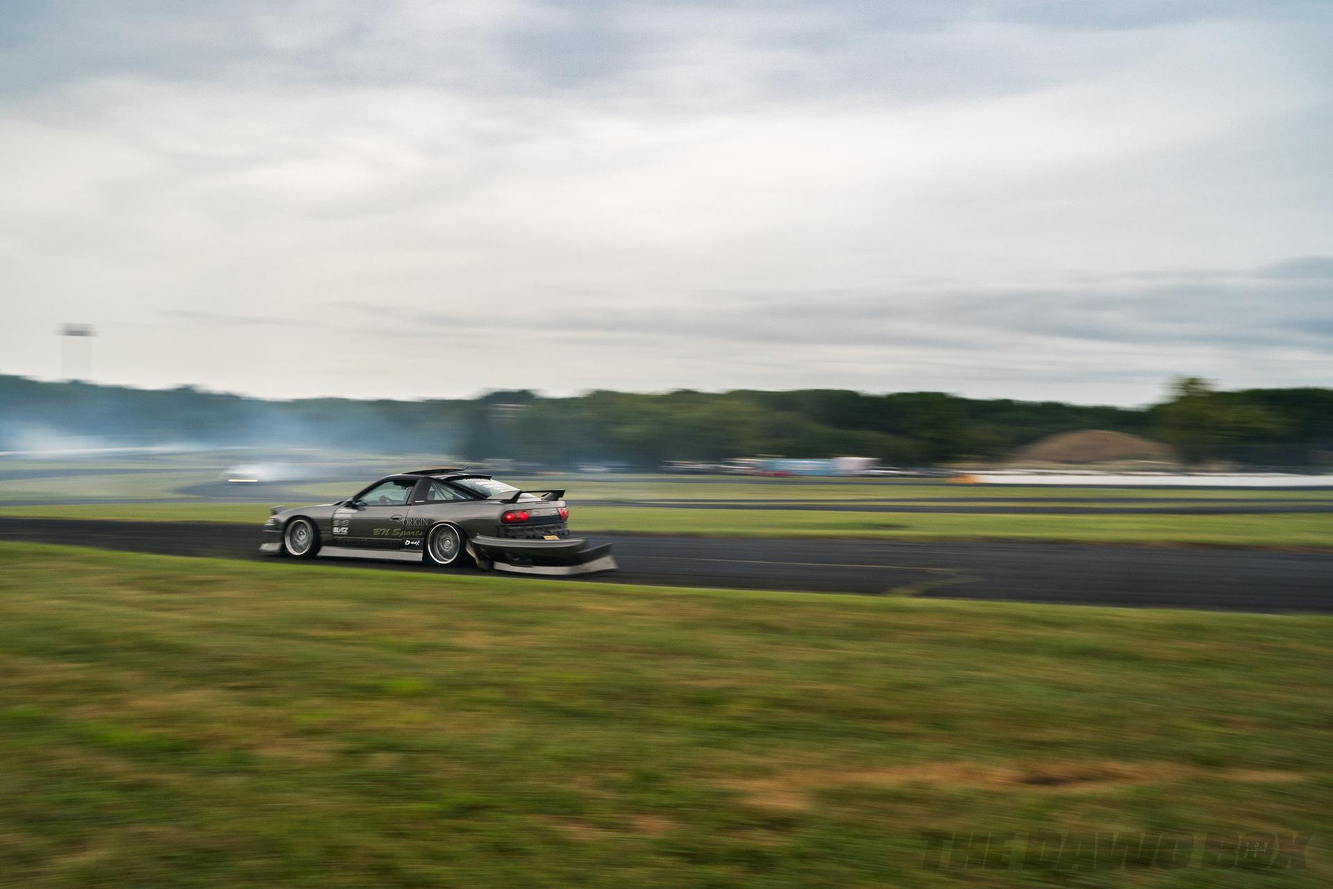S13 fastback losing aftermarket bumper