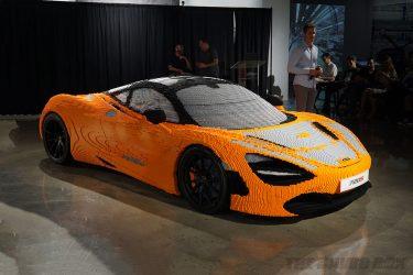 Lego McLaren