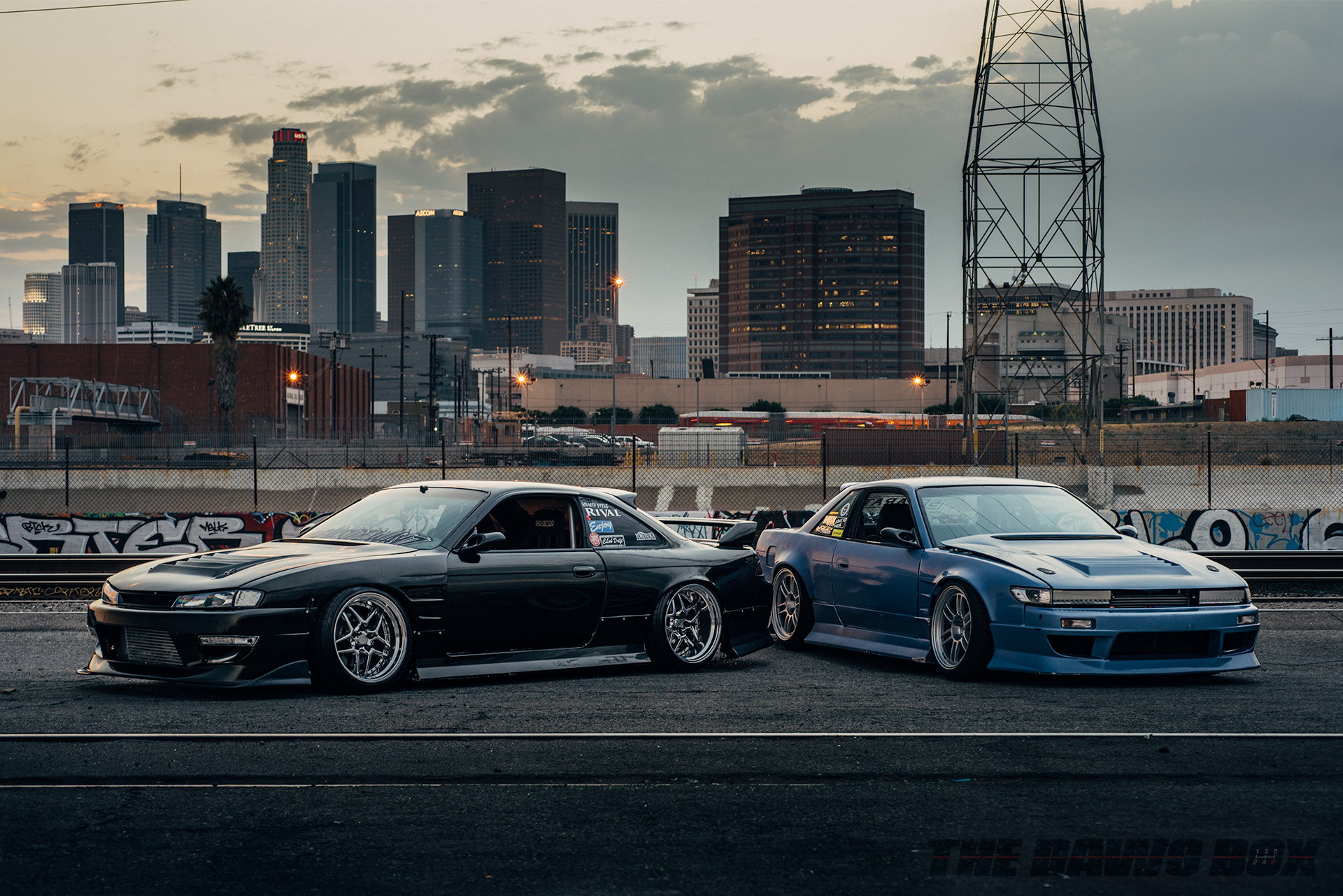Nissan 240SX s13 and s14 in Los Angeles