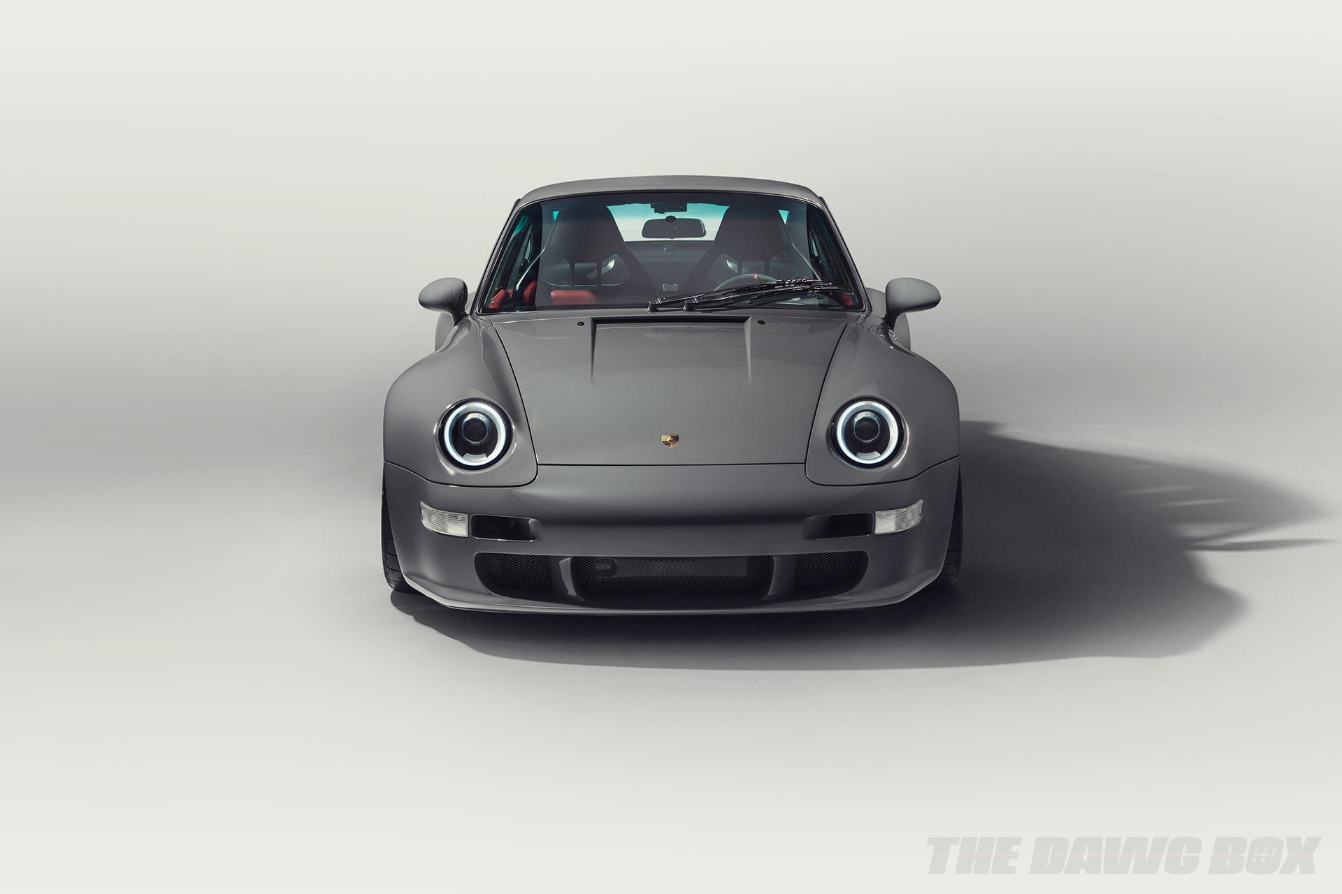 Gunther Werks Porsche in Gray