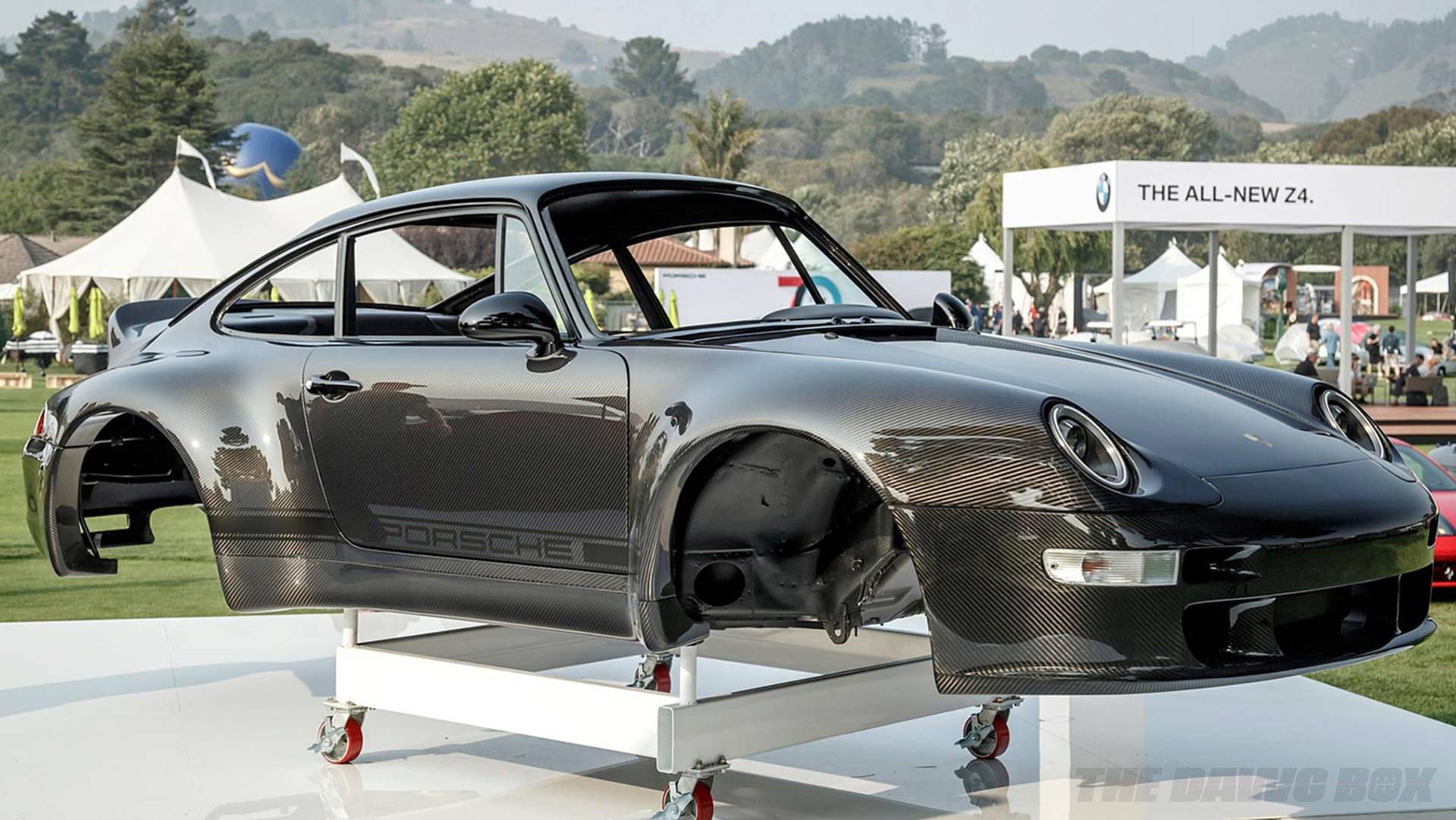 Carbon Fiber Gunther Werks Porsche shell