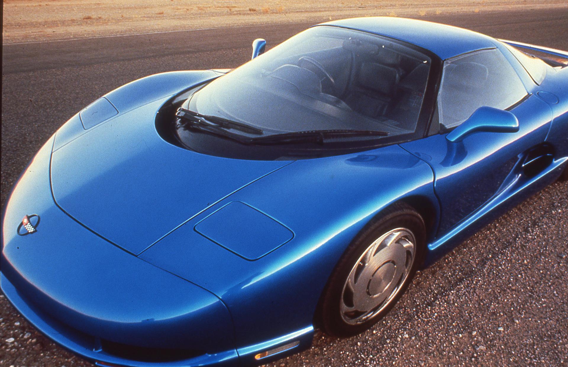 Corvette concept CERV III