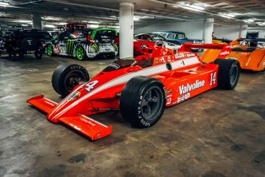 Petersen Automotive Museum i