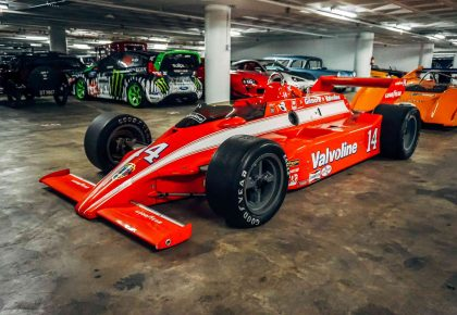 Petersen Automotive Museum i