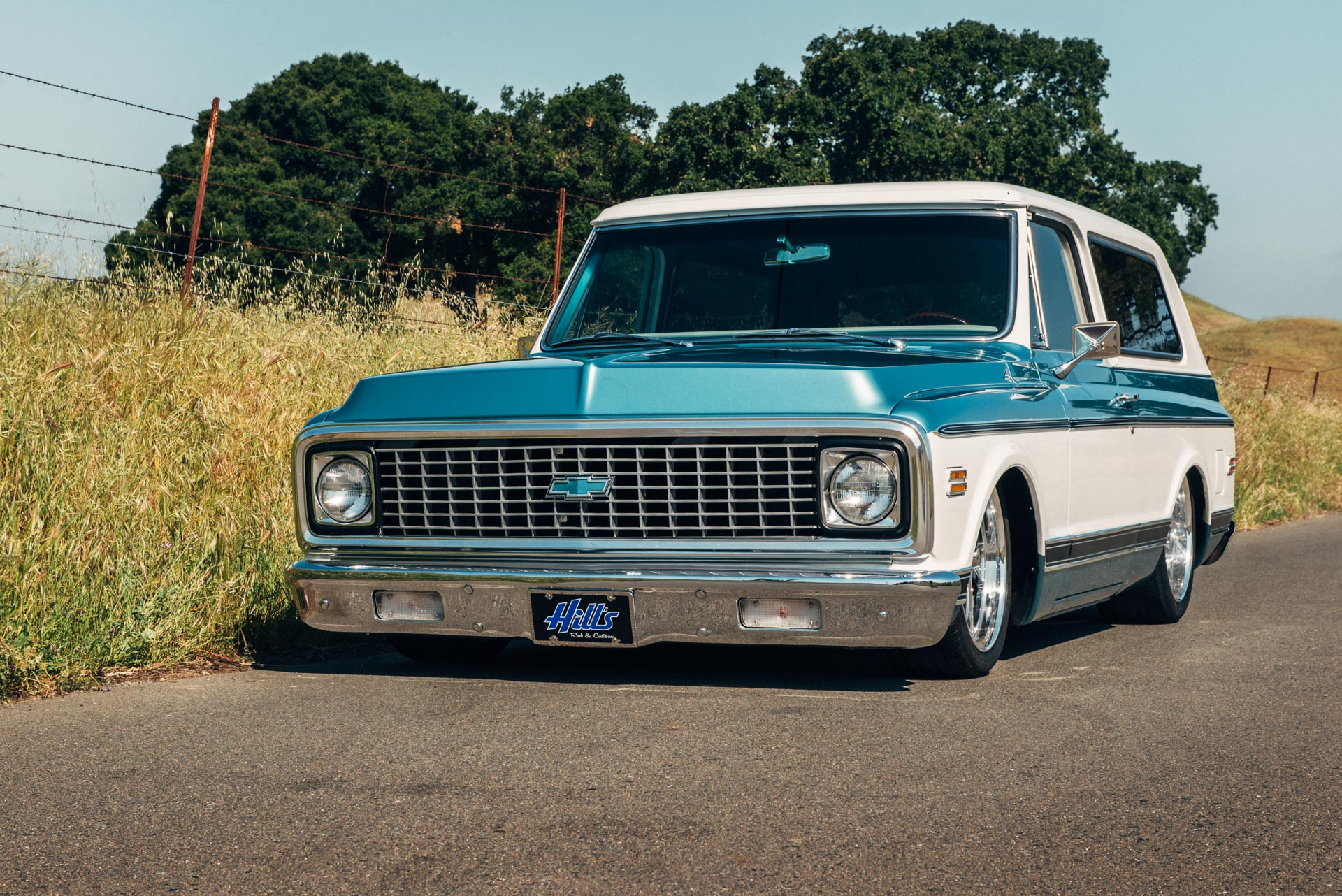 THE HISTORY OF THE GM C/K TRUCK • STATE OF SPEED